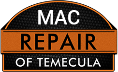 Mac Repair in Temecula Logo